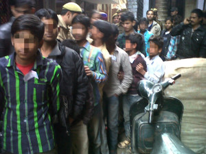 34 children rescued from bonded labor