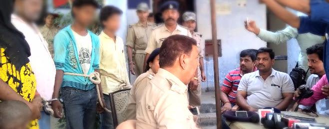 Traffickers arrested